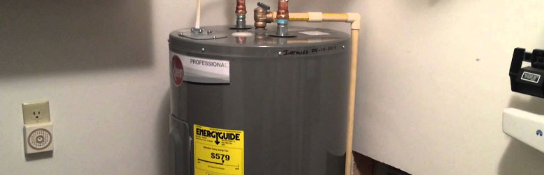 Rheem High Efficiency Water Heaters are reliable and an economic choice for larger families.